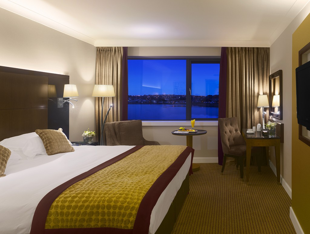 Radisson Galway Bedroom