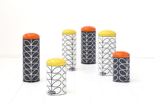 Our superb (but strictly limited!) subscription offer this issue: an Orla Kiely Brabantia bin worth €119, free for the first 25 to subscribe.