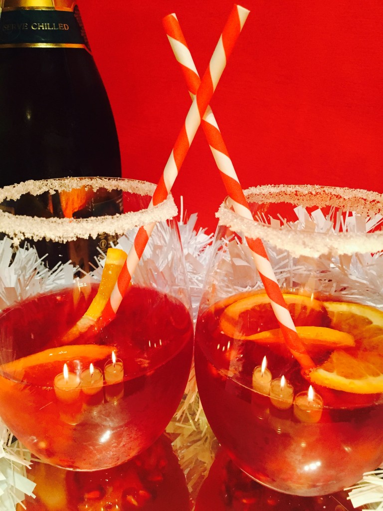 Siucra Pomegranate Punch