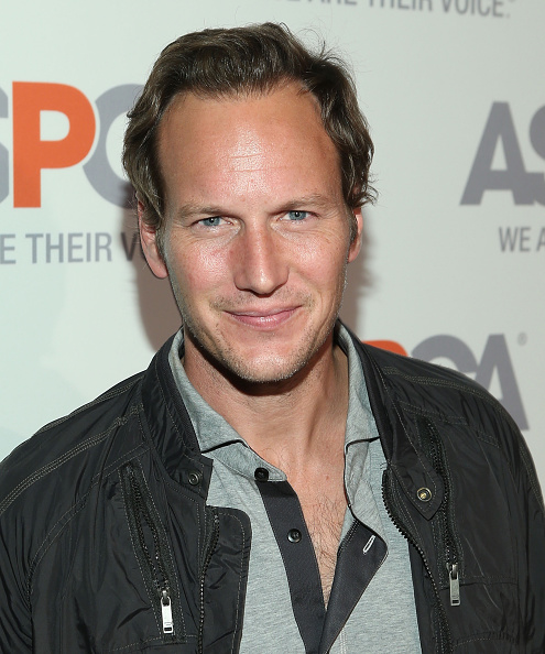 Another photo of Patrick Wilson