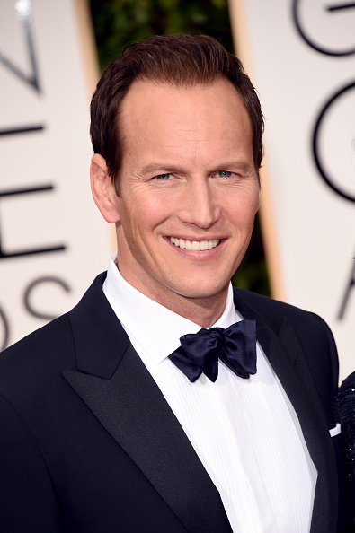 Patrick Wilson at the 73rd Annual Golden Globe Awards held at the Beverly Hilton Hotel on January 10, 2016 in Beverly Hills, California.