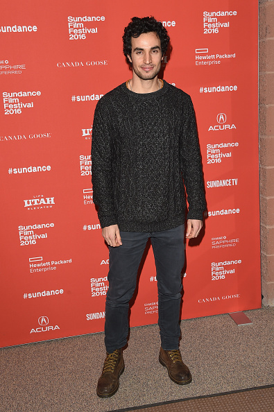 "Adam bakri attends the ""Ali & Nino"" Premiere during the 2016 Sundance Film Festival at Eccles Center Theatre on January 27, 2016 in Park City, Utah."