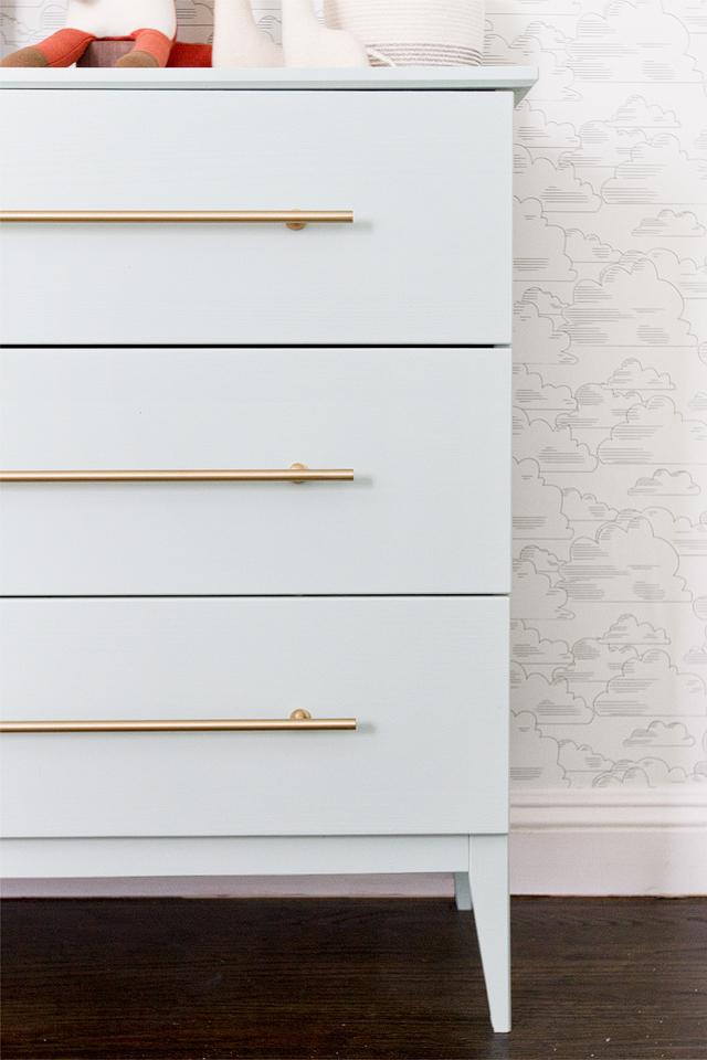 Interiors Pinspiration: Luxe Ikea Hacks
