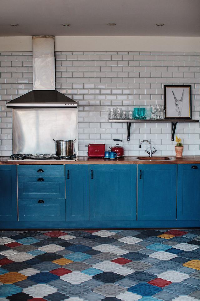 Jen O'Dwyer kitchen