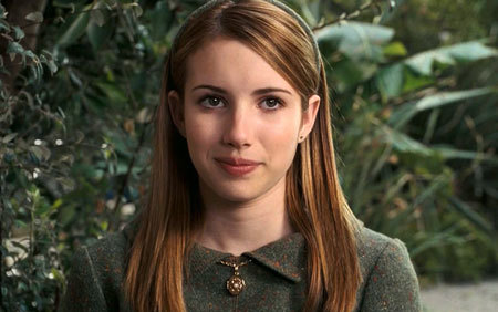 Emma Roberts as Nancy Drew in the 2007 movie.