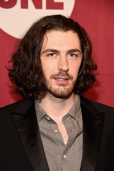 """NEW YORK, NY - DECEMBER 01: Singer Hozier attends the ONE Campaign and (RED)'s """"It Always Seems Impossible Until It Is Done"""" 10th anniversary celebration at Carnegie Hall on December 1, 2015 in New York City. (Photo by Theo Wargo/Getty Images)"""