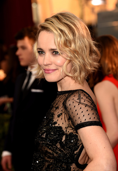 rachel mcadams attends The 22nd Annual Screen Actors Guild Awards at The Shrine Auditorium on January 30, 2016 in Los Angeles, California. 25650_015