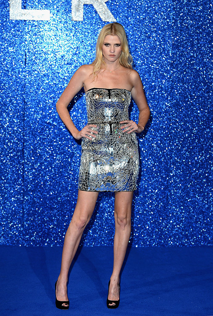 """attends a London Fan Screening of the Paramount Pictures film """"Zoolander No. 2"""" at Empire Leicester Square on February 4, 2016 in London, England."""