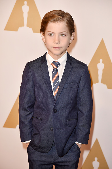BEVERLY HILLS, CA - FEBRUARY 08: Actor Jacob Tremblay attends the 88th Annual Academy Awards nominee luncheon on February 8, 2016 in Beverly Hills, California. (Photo by Kevin Winter/Getty Images)