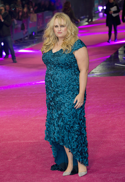 LONDON, ENGLAND - FEBRUARY 09: Rebel Wilson attends the European Premiere of'How To Be Single' at Vue West End on February 9, 2016 in London, England. (Photo by Eamonn M. McCormack/Getty Images)
