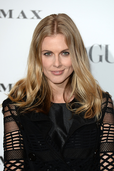 LONDON, ENGLAND - FEBRUARY 09: Donna Air attends at Vogue 100: A Century Of Style at the National Portrait Gallery on February 9, 2016 in London, England. (Photo by Jeff Spicer/Getty Images)