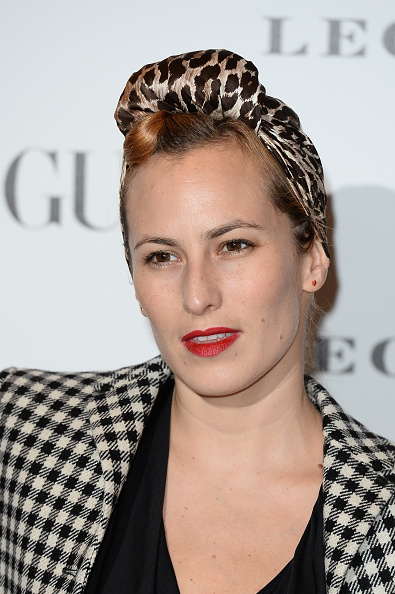 LONDON, ENGLAND - FEBRUARY 09: Charlotte Dellal attends at Vogue 100: A Century Of Style at the National Portrait Gallery on February 9, 2016 in London, England. (Photo by Jeff Spicer/Getty Images)