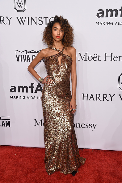 NEW YORK, NY - FEBRUARY 10: Model Anais Mali attends 2016 amfAR New York Gala at Cipriani Wall Street on February 10, 2016 in New York City. (Photo by Michael Loccisano/Getty Images)