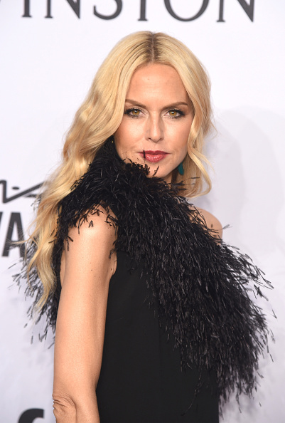 Rachel Zoe attends 2016 amfAR New York Gala at Cipriani Wall Street on February 10, 2016 in New York City.
