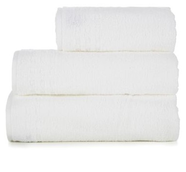 Vossen Woodland Towel White from €5