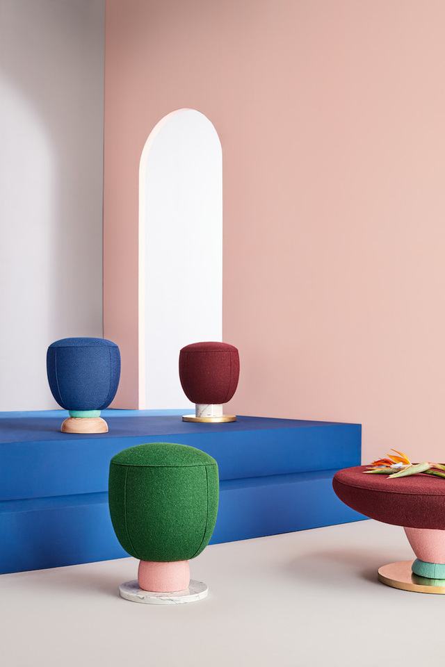 Masquespacio's Debut Furniture Collection is Goddamn Cute