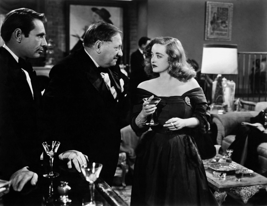 A still from All About Eve