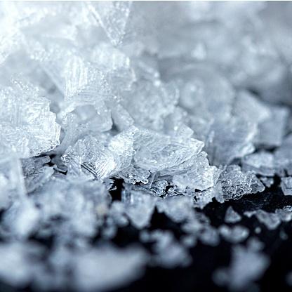 Detail Of Salt