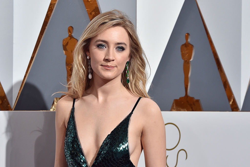 attends the 88th Annual Academy Awards at Hollywood & Highland Center on February 28, 2016 in Hollywood, California.