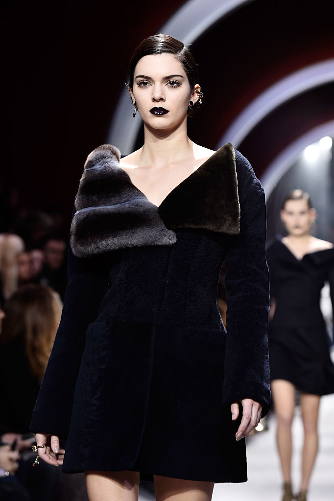 Christian Dior : Runway - Paris Fashion Week Womenswear Fall/Winter 2016/2017