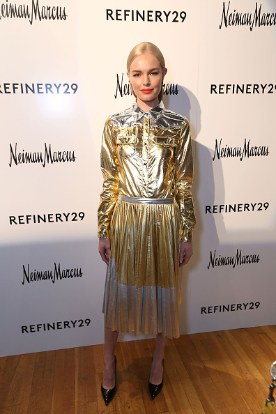AUSTIN, TX - MARCH 11: Actress Kate Bosworth attends Refinery29's School of Self Expression opening night party presented by Neiman Marcus during SXSW on March 11, 2016 in Austin, Texas. (Photo by Sarah Kerver/Getty Images for Refinery29)