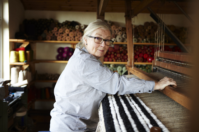 Meet the Mid-Century Matriarch Behind Mourne Textiles