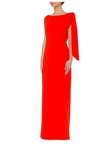 ESCADA Ginova Gown €1050.00, BTs
