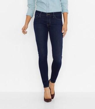 Levis Innovation Superskinny Jeans Dark Blue €105.00