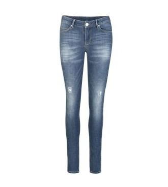 2nd Day Sally Retro Jeans Dark Blue €180.00