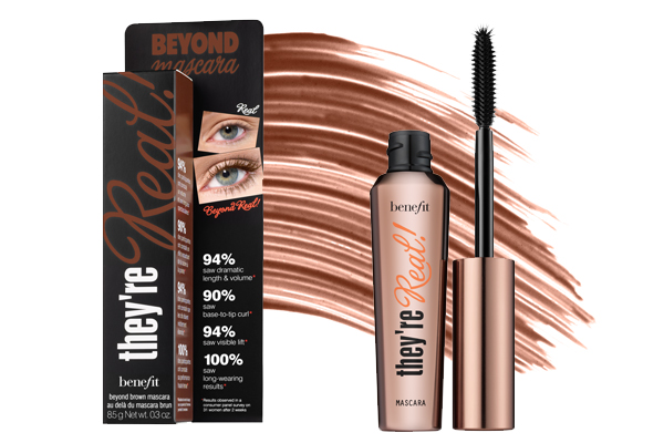 Benefit They're Real Mascara in Brown, €26