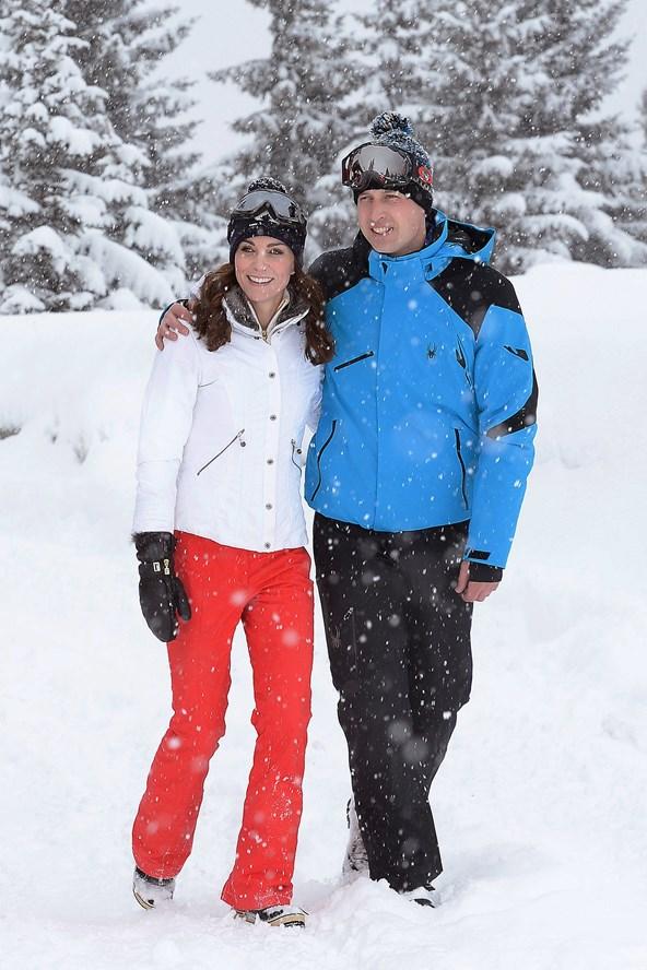 Royal snow