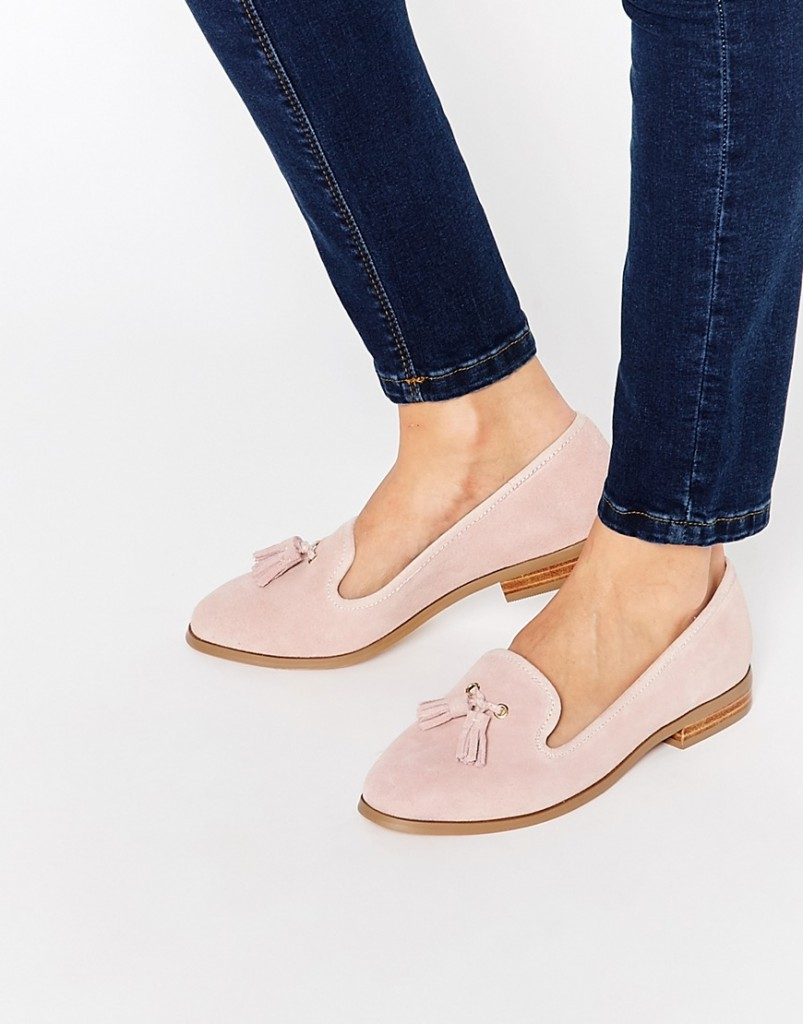 ASOS MARLEY Suede Loafers €45.07