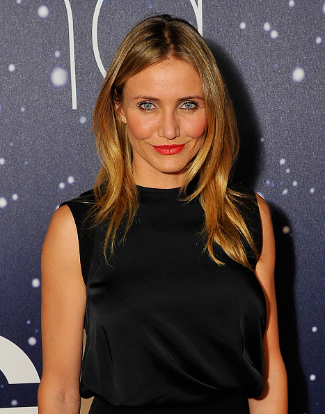 MOUNTAIN VIEW, CA - NOVEMBER 09: Actress Cameron Diaz attends the Breakthrough Prize Awards Ceremony Hosted By Seth MacFarlane at NASA Ames Research Center on November 9, 2014 in Mountain View, California. (Photo by Steve Jennings/Getty Images for Breakthrough Prize)