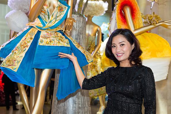 Chinese Designer Guo Pei Collaborates with Mac Cosmetics