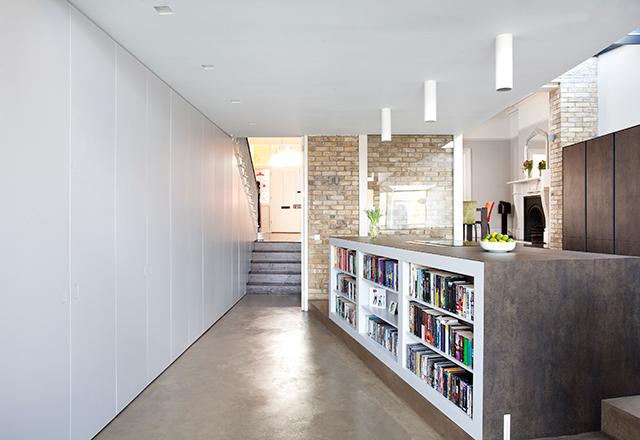 Carysfort House Interior Refurb Extension