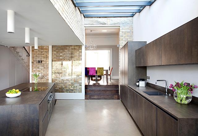 Carysfort House Kitchen Refurb Extension