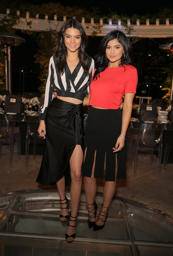 kendall-and-kylie-jenner new