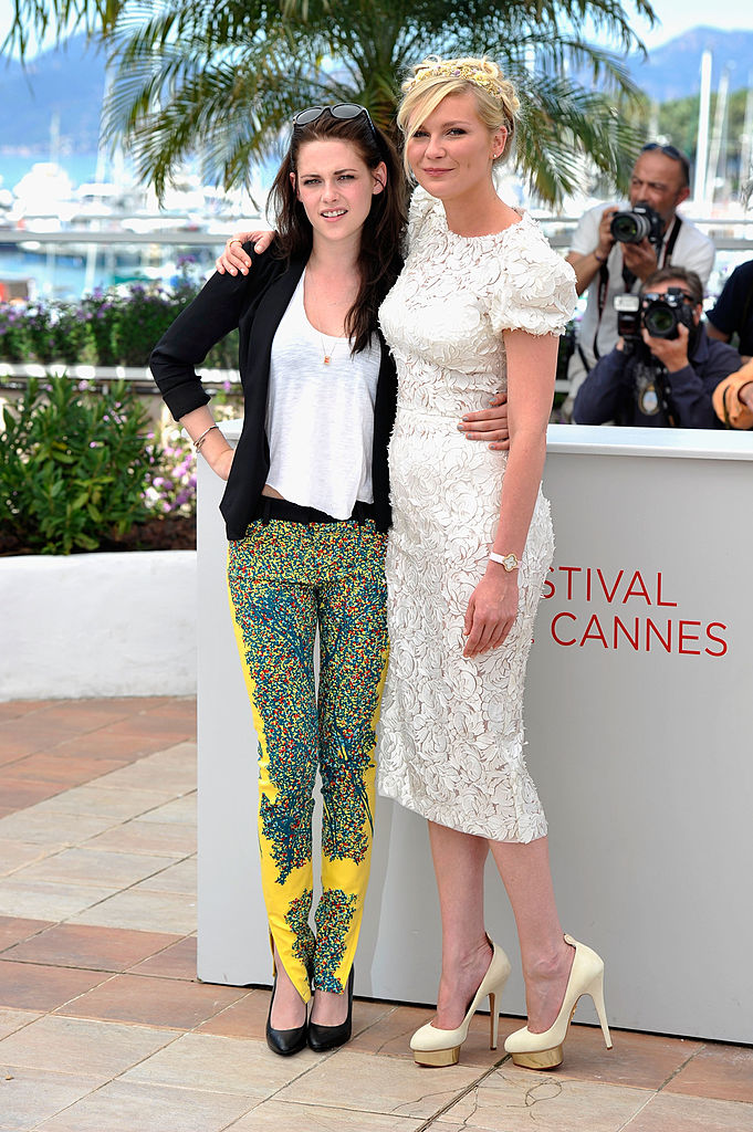 """On The Road"" Photocall - 65th Annual Cannes Film Festival"