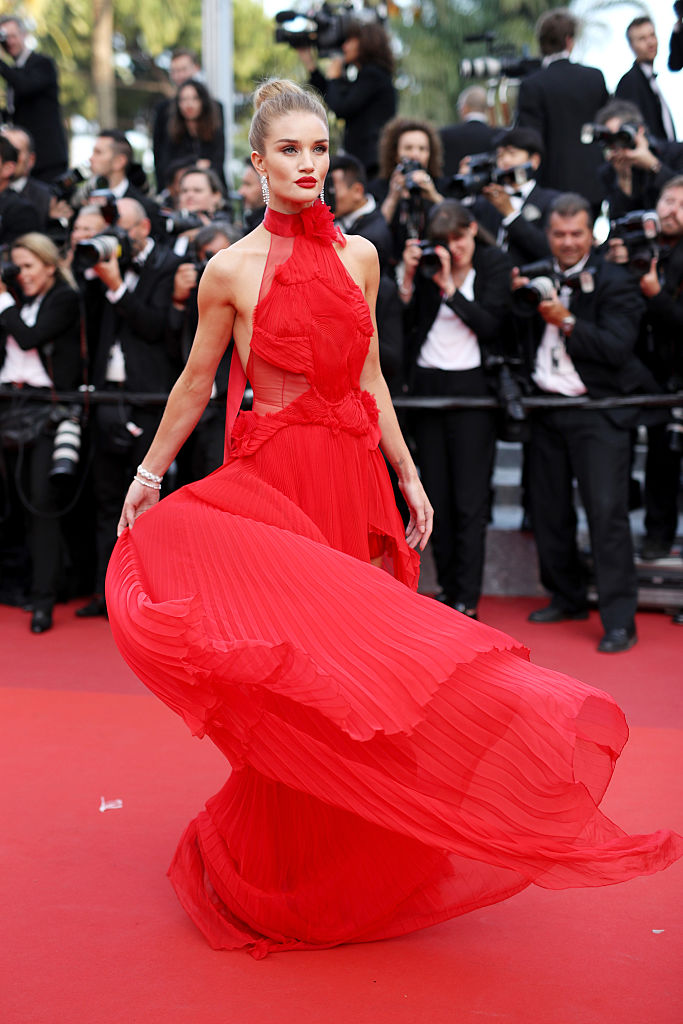 """""""The Unknown Girl (La Fille Inconnue)"""" - Red Carpet Arrivals - The 69th Annual Cannes Film Festival"""