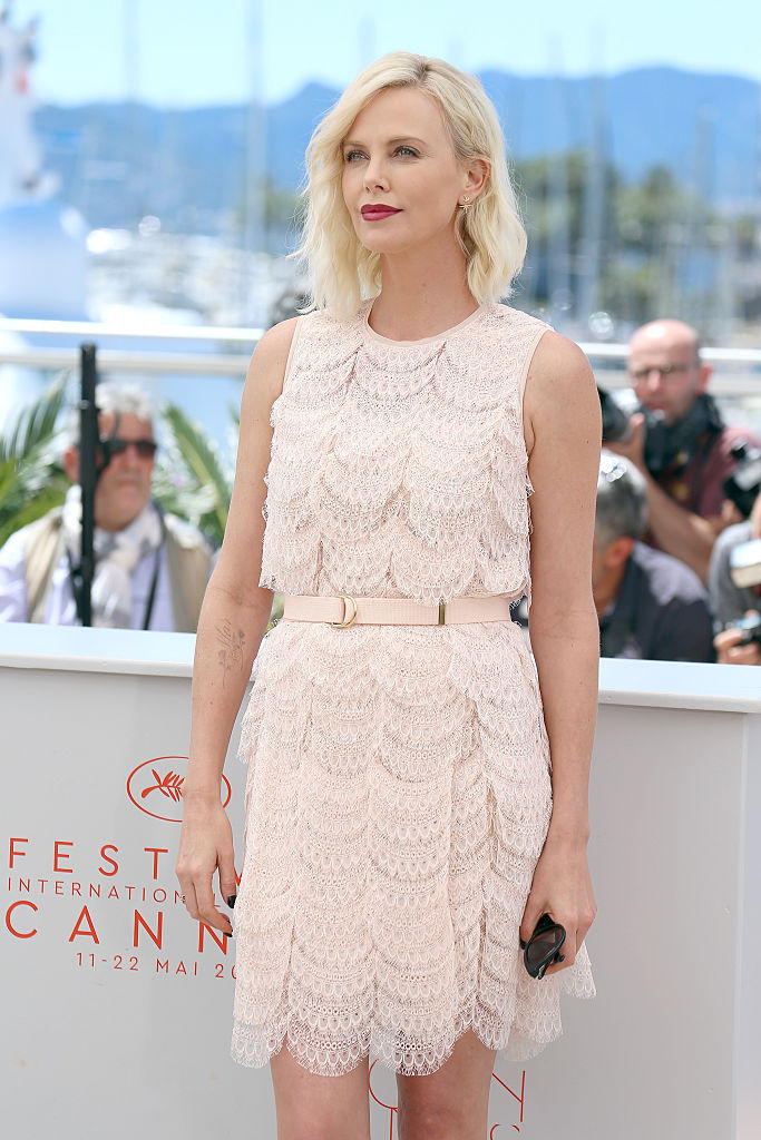 """""""The Last Face"""" Photocall - The 69th Annual Cannes Film Festival"""