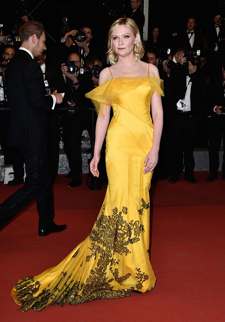 """""""The Neon Demon""""- Red Carpet Arrivals - The 69th Annual Cannes Film Festival"""