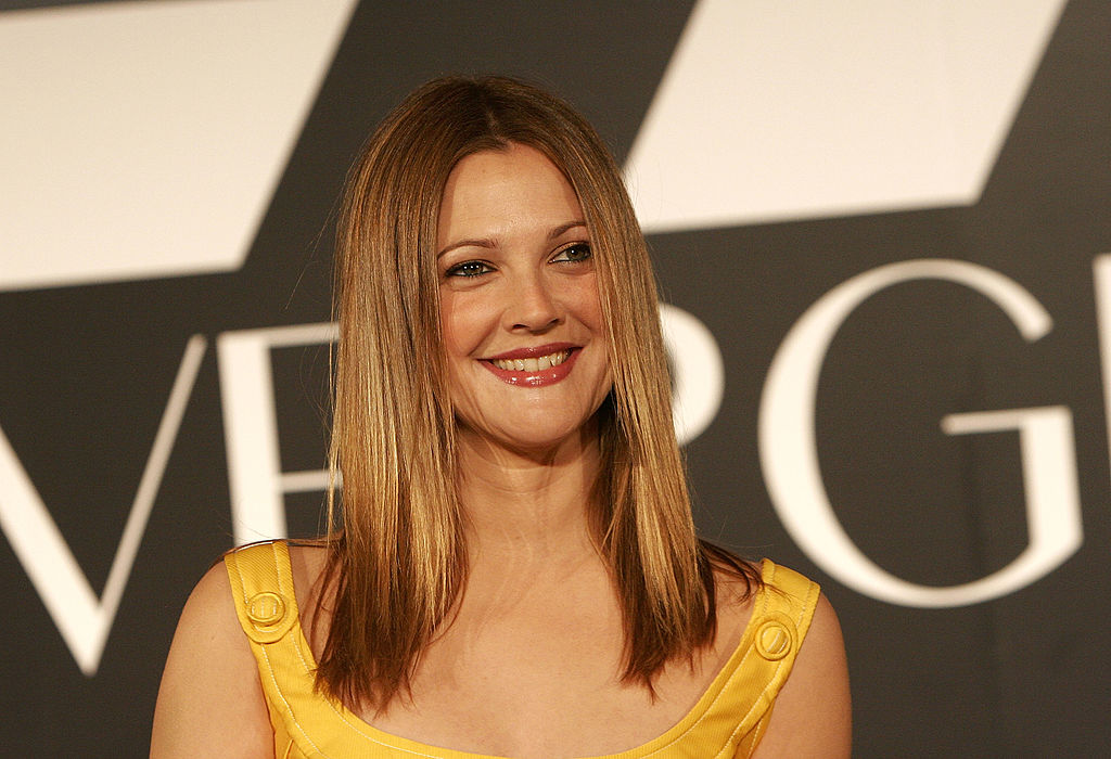 Drew Barrymore Holds Press Conference To Announce Her New Endeavor