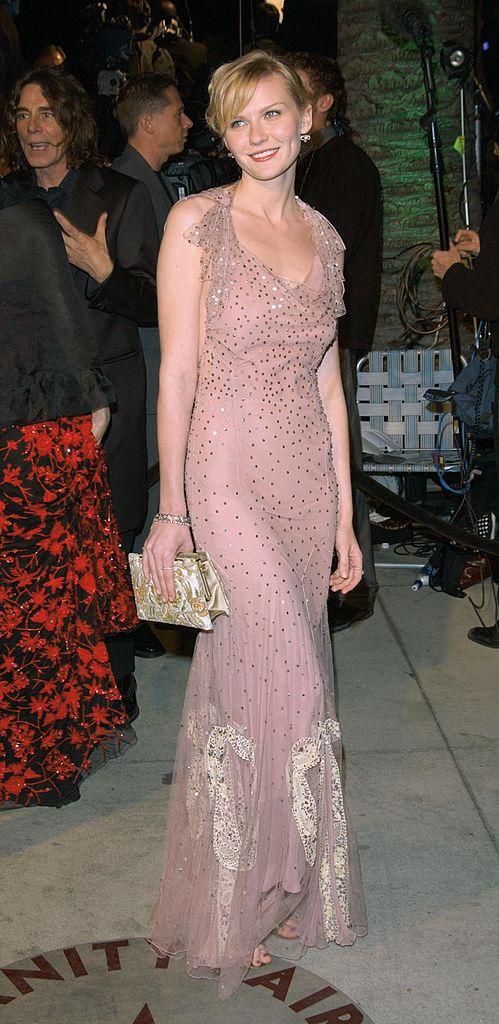 Celebrities At Oscar Parties