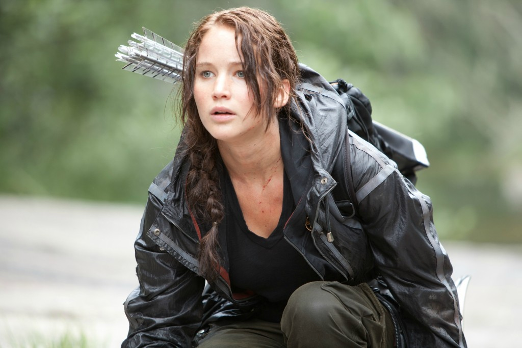 KatnissInArena