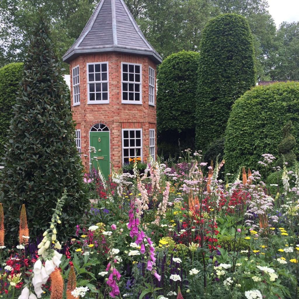Diarmuid Gavin Harrods Chelsea Flower Show 2016
