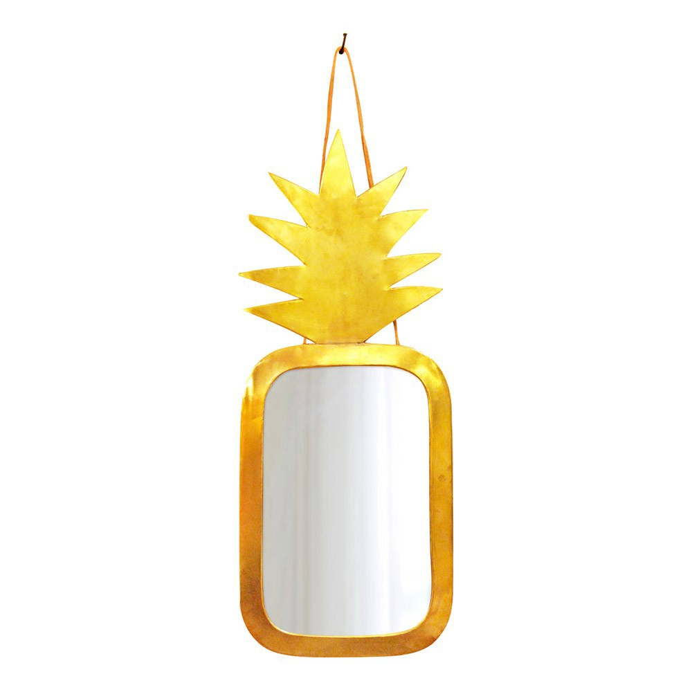 HONOR? Pineapple Mirror Gold