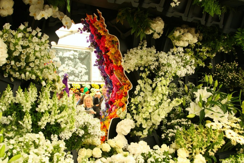 Behind Every Great Florist Stand Chelsea Flower Show Report 2016