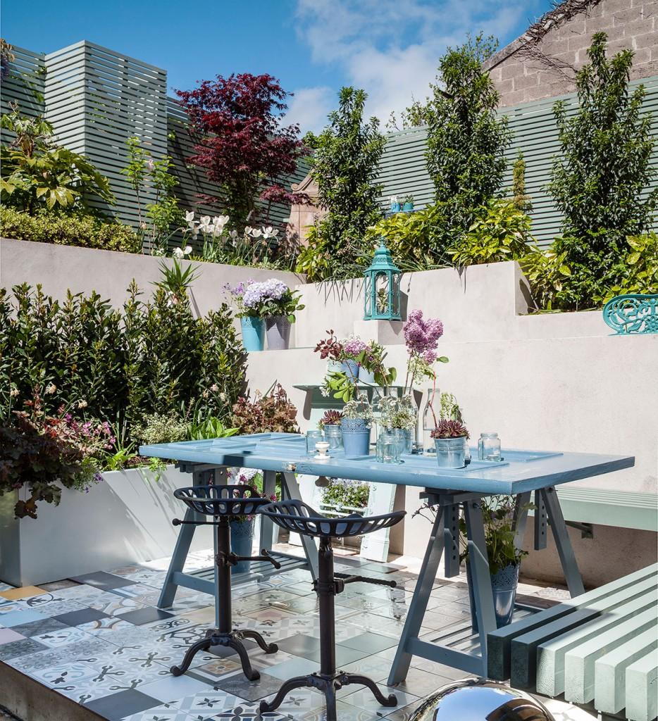 Tiered Garden Roisin Kingston Lafferty