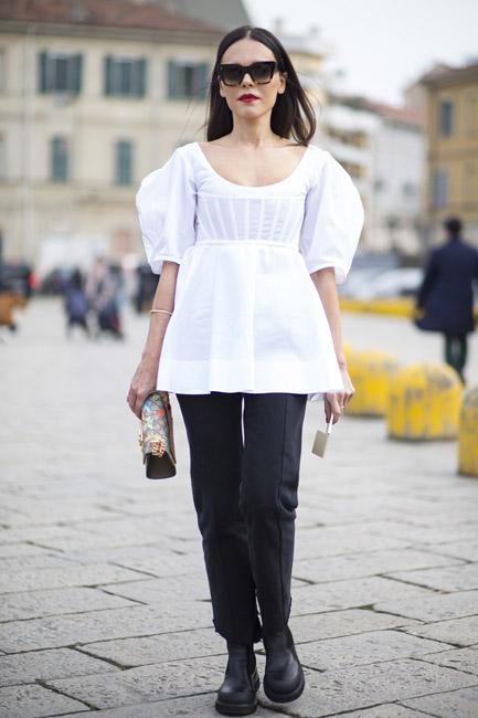 Milan Street Style AW16 23.02.16