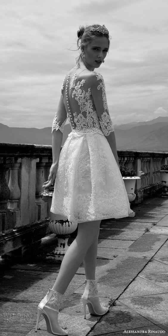 Alessandra Rinaudo 16 Wedding Inspirasi